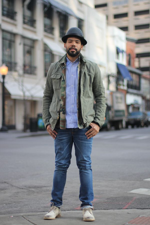Man on the street dating chicago