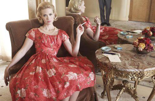 """Сериал """"Безумцы"""" даст представление о моде эпохи 60-х"""