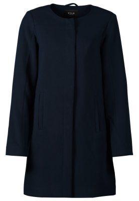 MOLLY - Krótki płaszcz - niebieski