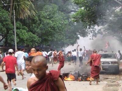 Stop killing Muslims in Burma