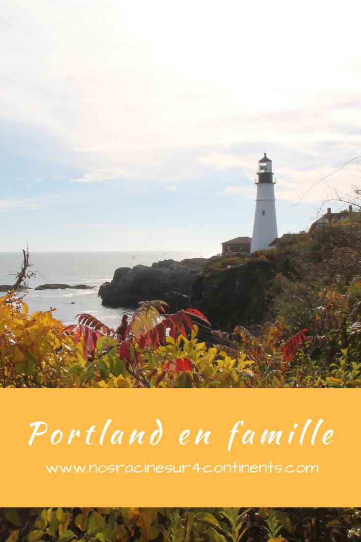 #Portland avec les enfants : des activités à ne pas manquer! #USA #nosracinesur4continents