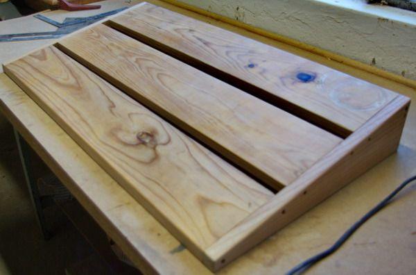 DIY Pedalboard build