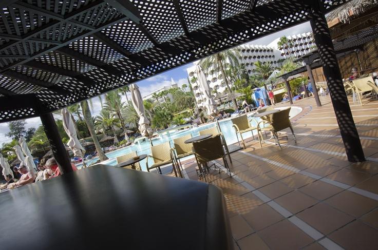 IFA Beach pool bar