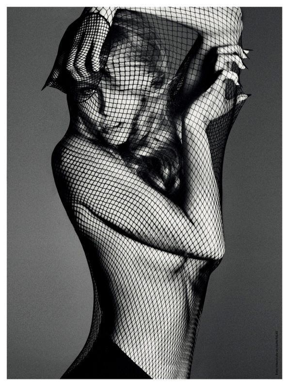 Edita Vilkeviciute | Antidote Magazine October 2012..I use to have this !