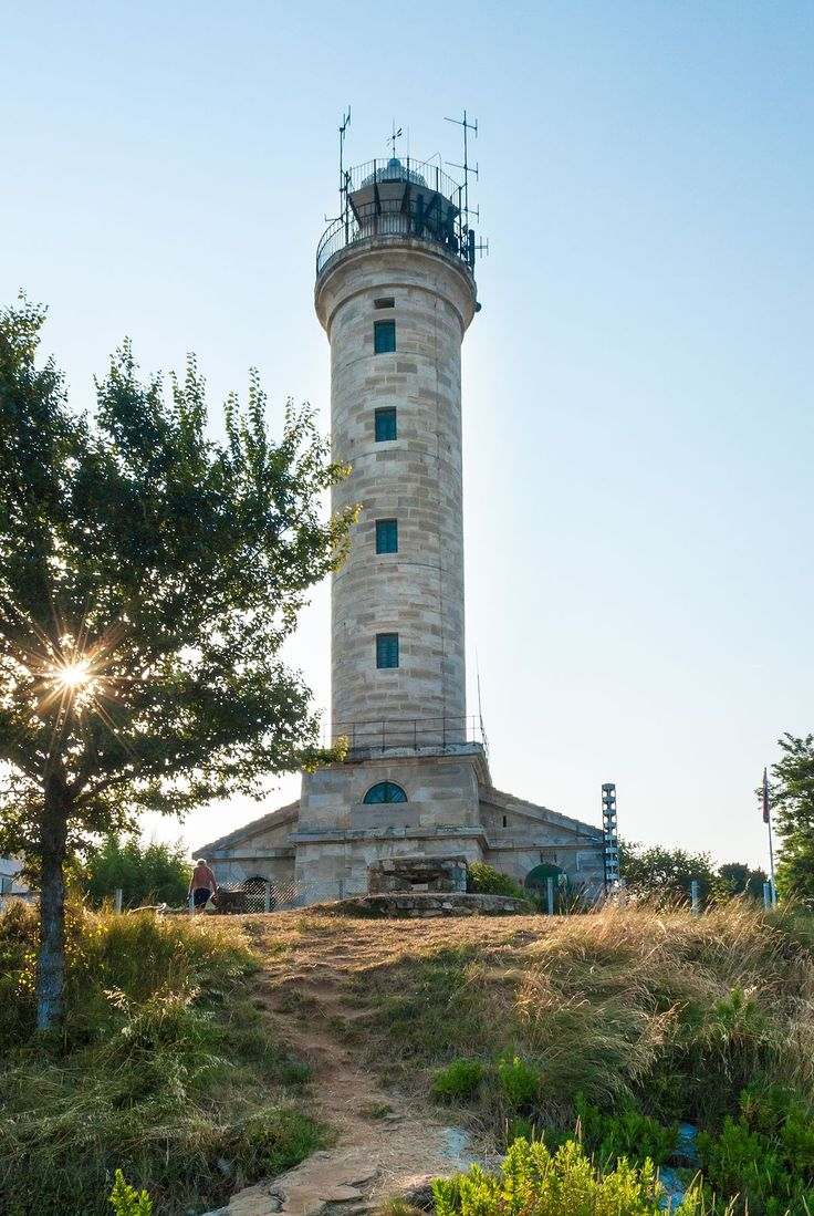 Croatia Savudrija Lighthouse