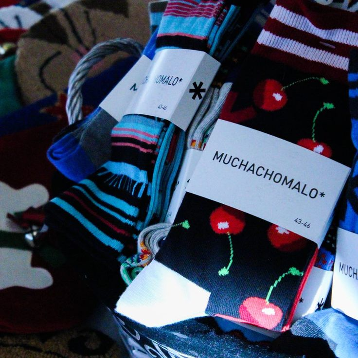 Cover up those toesies with Muchachomalo socks!  #YYC #YYCLiving #YYCBusiness #Socks