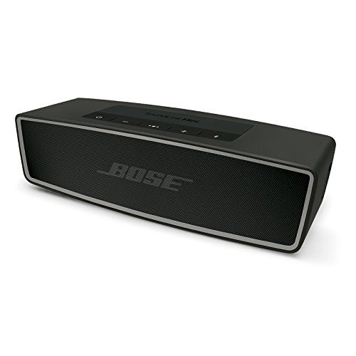 Bose SoundLink Mini Bluetooth Speaker II (Carbon), 2016 Amazon Most Gifted Accessories & Supplies  #Speakers