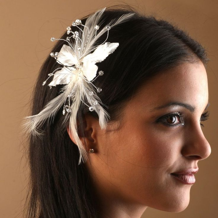 11 best images about accessoire cheveux mariage on pinterest white bridal coiffures and chignons. Black Bedroom Furniture Sets. Home Design Ideas
