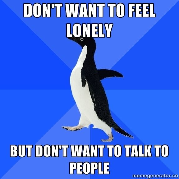 Ohmyword, this is SO ME it's not even funny... >.
