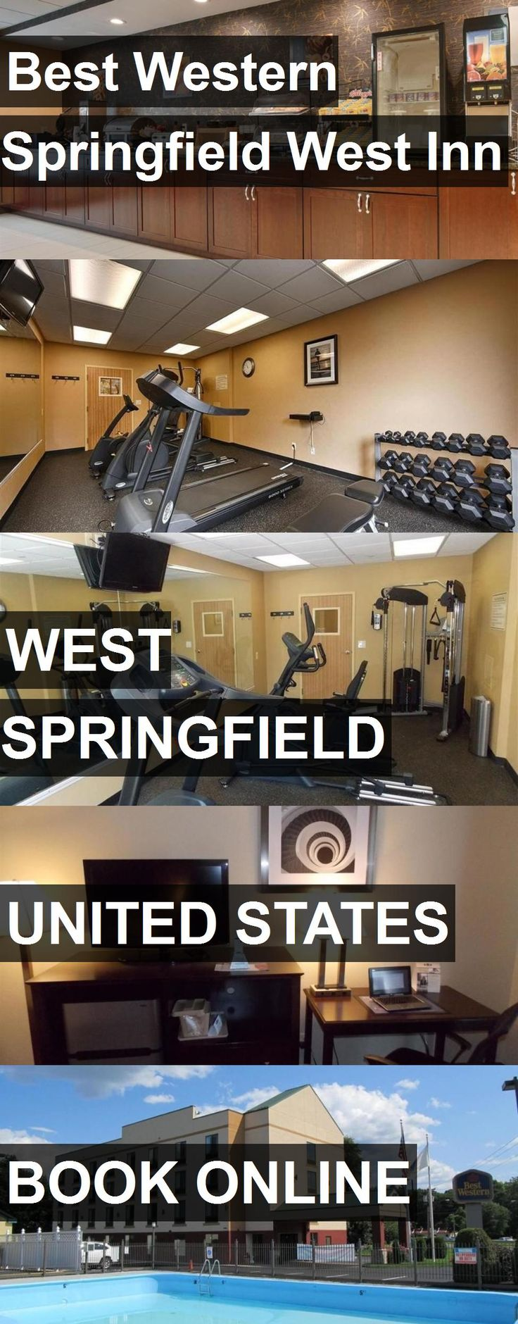 Hotel Best Western Springfield West Inn in West Springfield, United States. For more information, photos, reviews and best prices please follow the link. #UnitedStates #WestSpringfield #travel #vacation #hotel