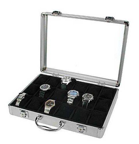 Alu Uhrenkoffer 18 Uhren Uhrenbox Schaukasten Uhrenkasten Schwarz 5166 Koop nu Beste Alu Uhrenkoffer 18 Uhren Uhrenbox Schaukasten Uhrenkasten Schwarz 5166 goedkoop. und Alu Uhrenkoffer 18 Uhren Uhrenbox Schaukasten Uhrenkasten Schwarz 5166 Preise in DEUTSCH. speciale aanbieding >>> Klicken Sie... http://uhrenbewertung.info/alu-uhrenkoffer-18-uhren-uhrenbox-schaukasten-uhrenkasten-schwarz-5166/