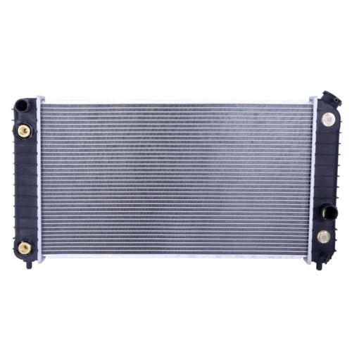 1826 Radiator For Gmc Chevy Fits Blazer S10 Jimmy Sonoma Hombre Bravada 4.3 V6 #car #truck #parts #cooling #system #radiators #1826dpi1826