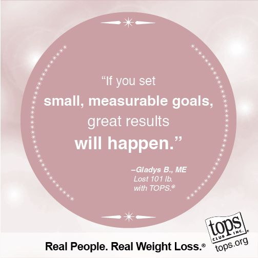 tops weight loss success stories