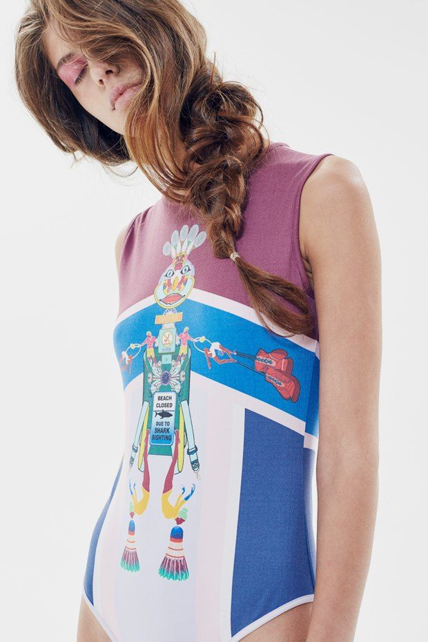 swimsuit adidas originals x mary katrantzou