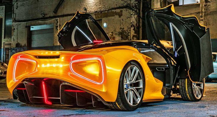 لوتس إيفايا الجديدة بالكامل أربع محركات كهربائية بقوة 2000 حصان والسعر 2 1 مليون دولار موقع ويلز In 2021 Sports Car Car Vehicles