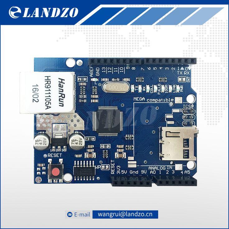 1pcs Arduino Shield Ethernet Shield W5100 R3 UNO Mega 2560 1280 328 UNR R3 W5100 Development board  Price: 6.26 USD