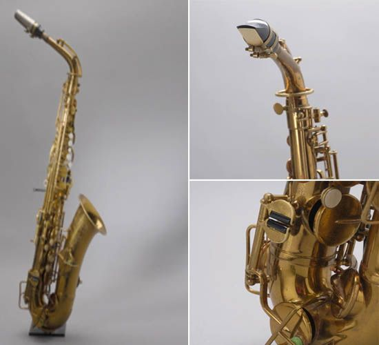 Jazz Legend Charlie Parker's Saxophone for Sale