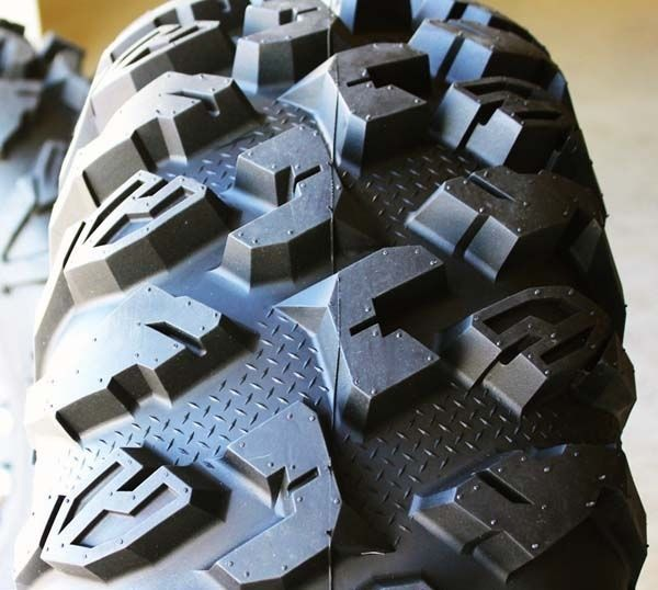 (4) EFX 33-10-18 Moto-Claw ATV/UTV Tire MotoClaw Moto Claw 8 ply pr Radial DOT