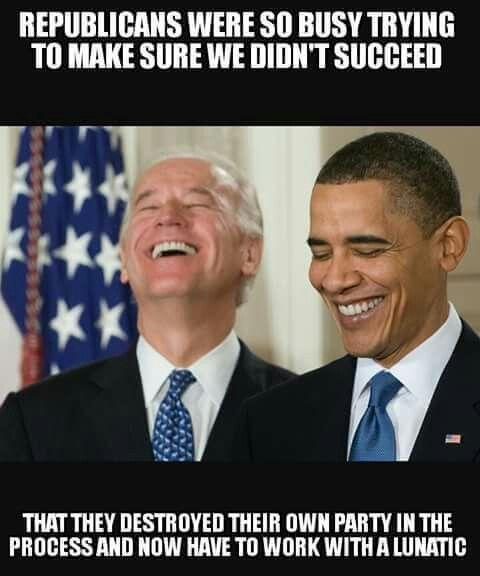 Republicans destroying America