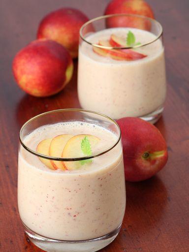 smoothie nectarine