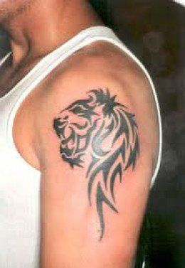 Celtic Lion Tattoo Meaning | Celtic Tattoos