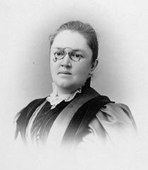 """LGBT History: """"America The Beautiful"""". Its author was a young Wellesley College English professor named Katharine Lee Bates.  Almost everbody in this nation knows the words.  Few know that she was a lesbian.  This is her story."""