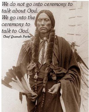 native american chiefs | Chief Quanah Parker | Native American