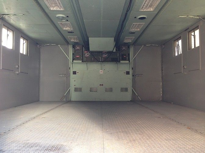 inside of expanding box truck. expedition ultimate offroad 4x4 6x6 motorhome army surplus used military vehicles for sale