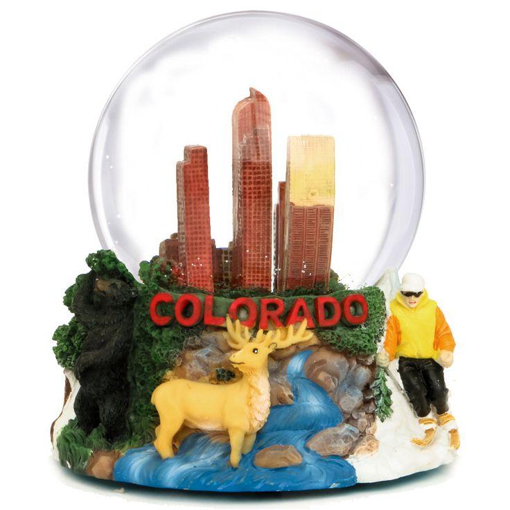 NYCwebStore.com - Colorado Musical Snow Globe, $29.99 (http://www.nycwebstore.com/colorado-musical-snow-globe/?gclid=CLXcq6armcoCFUZcfgodA14BcA/)