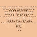 JAY-Z's Apology Letter to Beyoncé 4:44