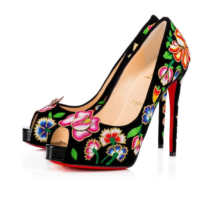 Shoes - Folklo - Christian Louboutin