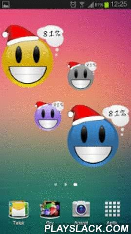 Smiley Battery Pro Widget  Android App - playslack.com ,  Customize your home screen with smiley face battery widget that displays battery status with an accuracy of one percent!Widget features:- several colors of smiley available- higher battery level - happier smiley- faces look funny and definitely will make you happy!- accurate battery level information- charging indicator- battery emoticons mood depends on the battery levelDo you like emoticons or emoji? Download and try unique emoticon…
