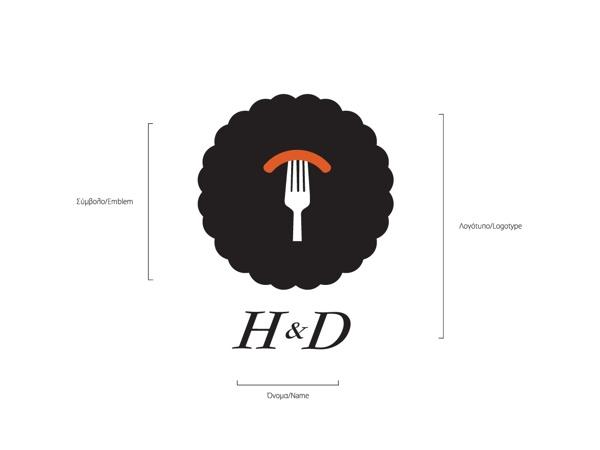H branding