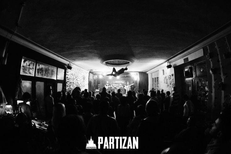 Partizan @ Moszkva Café #Oradea