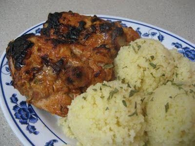 Turkish Chicken Thighs Recipe