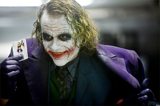 """7 Things Christopher Nolan Has Revealed About Heath Ledger's 'Joker' Role"". -Very interesting and sad article"