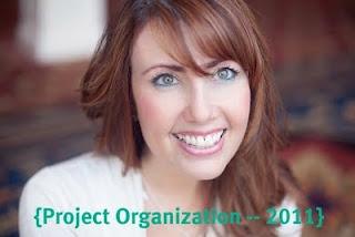 Project Organization 2011 — Drawer organization in 15 minutes that won't slide around!!
