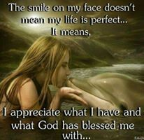 Appreciate God's work