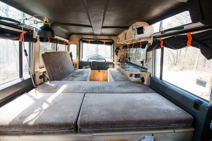 Land Rover Defender: Camper Ausbau | Expeditionsmobil – Overlanding — THE SUNN…