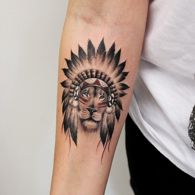 55 Amazing Wild Lion Tattoo Designs and Meaning � Choose Yours