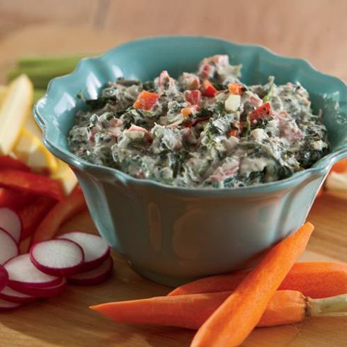 88 best healthy recipes with nutrition facts images on pinterest easy yogurt veggie dip forumfinder Images