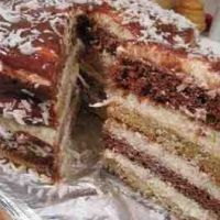 Russian Birds Milk Cake Recipe, the best cake in the whole wide world!