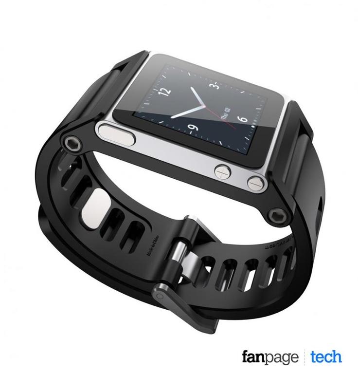 TikTok non è un vero e proprio smartwatch quanto un supporto da polso per il nuovo iPod mini di sesta generazione.