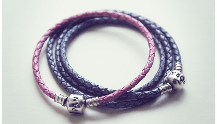 Review: Pandora Leather Bracelets