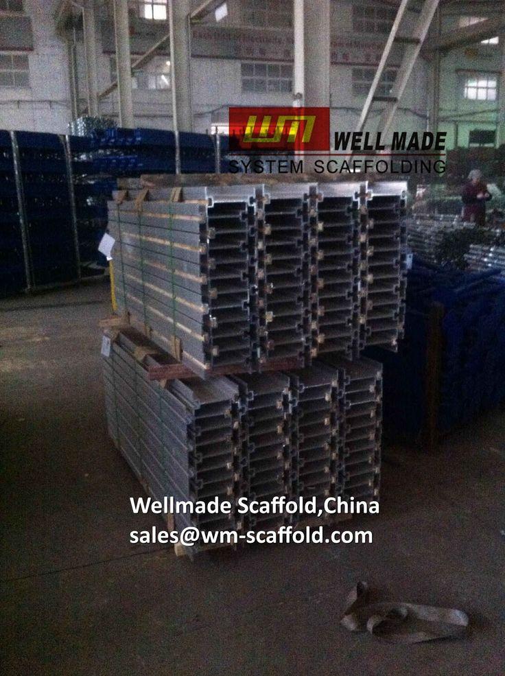 Formwork Scaffolding Materials: Aluma Formwork System-Aluminium Beam with Wood Ins...