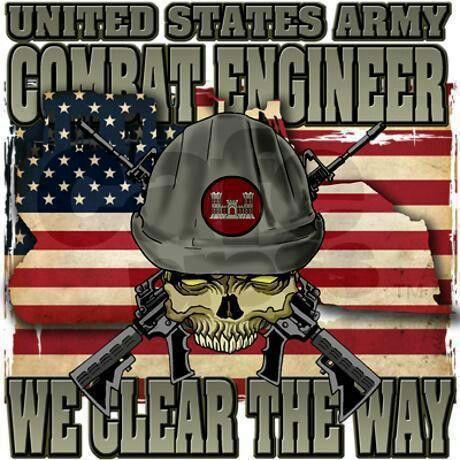 COMBAT ENGINEER 12B