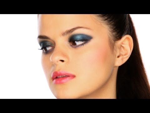 Colourful Party Make-up Tutorial