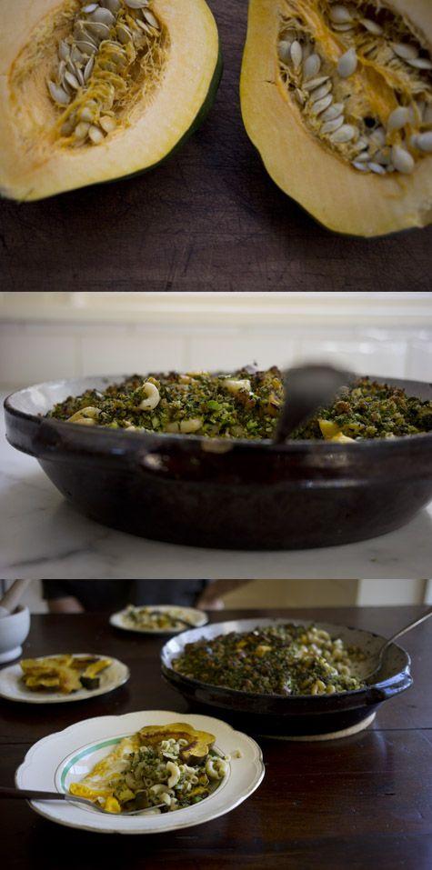 """Broccoli-Basil Mac and Cheese...you had me at """"Mac and Cheese"""": Cheese Recipes"""
