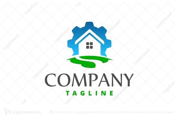Logo for sale: Home Gear Logo