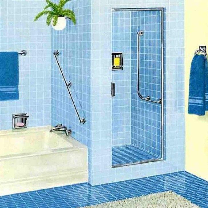 1970s Bathroom Tiles: 31 Best 80's & 70's Bathroom Images On Pinterest